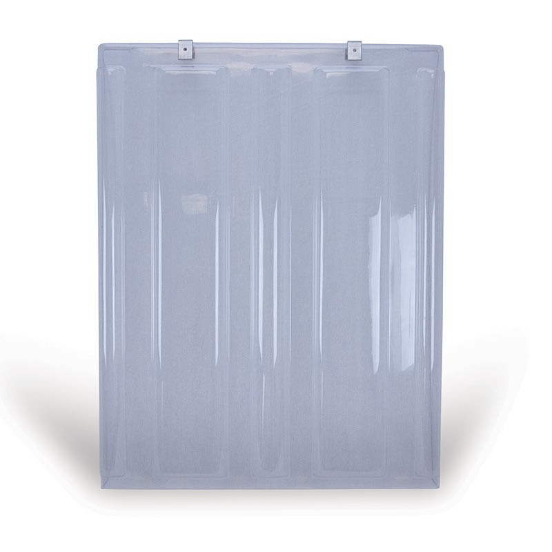 MariSource-clear-isolation-panel-for-8-tray-system
