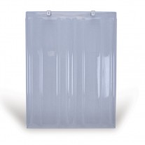 MariSource Clear Isolation Panel for 8-tray System